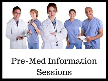 What are the A Level requirements to enter a pre-med program in the US?