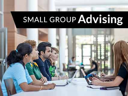 Small advising group