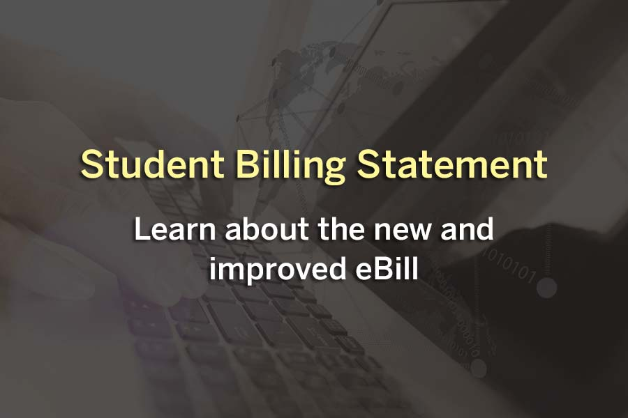 Student Billing Statement