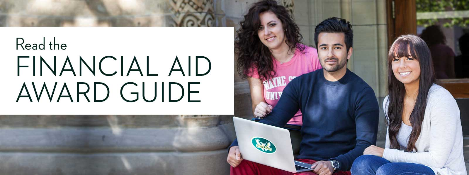 Read your financial aid award guide