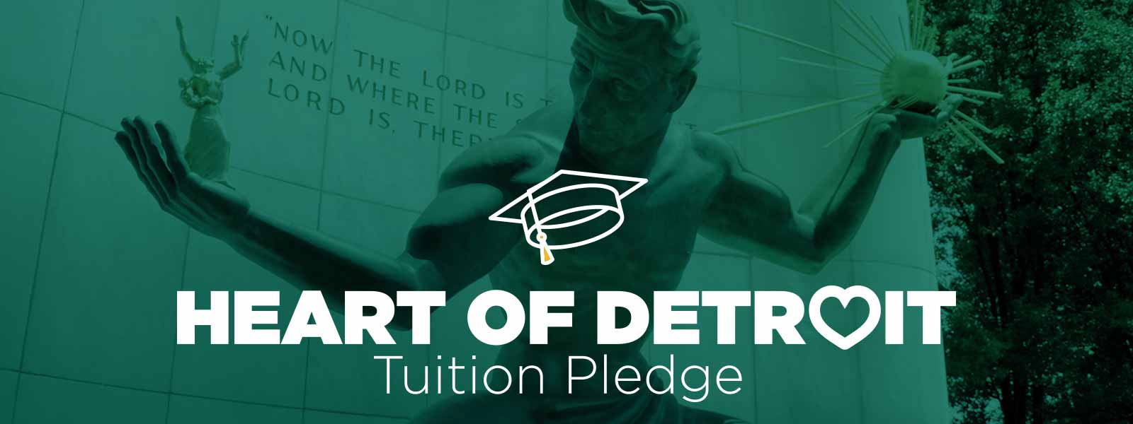 Heart of Detroit Tuition Pledge