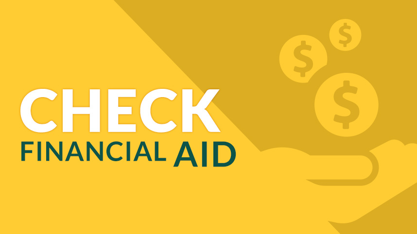 Check Financial Aid