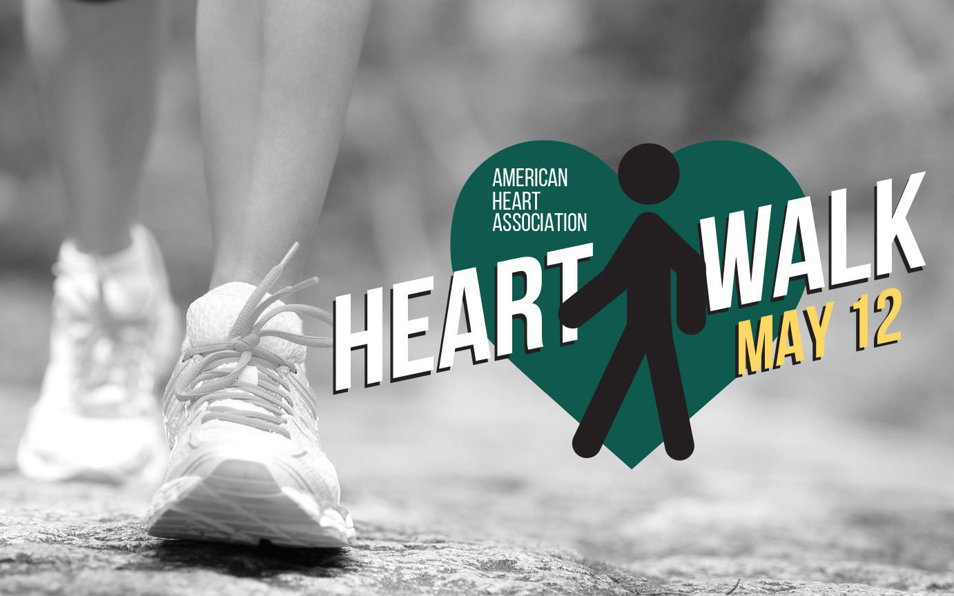 Join President Wilson and the campus community as we walk to build healthier lives free of cardiovascular diseases and stroke.