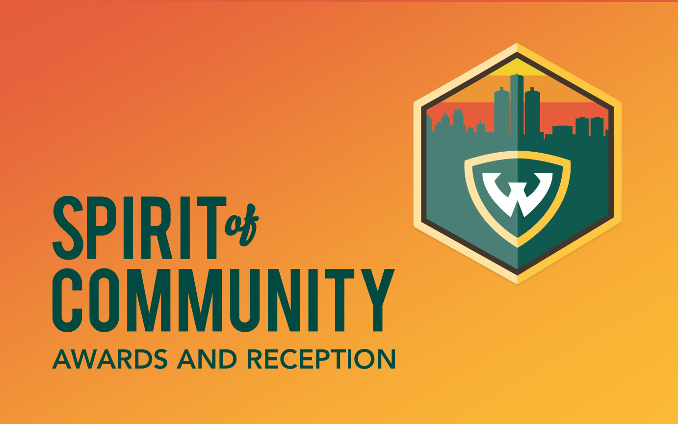 Spirit of Community Awards ceremony and reception