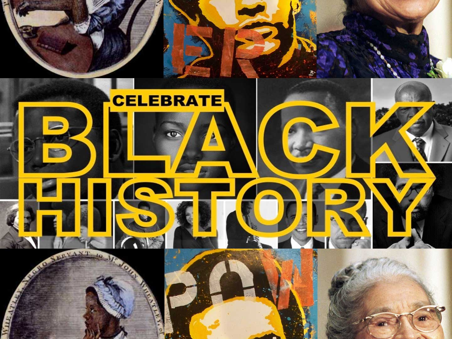 See what's going on at WSU for Black History Month