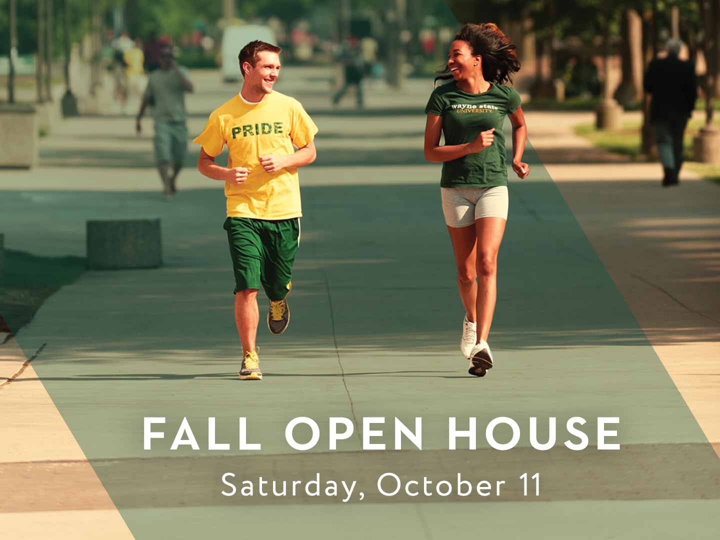 Explore your academic interests and learn more about WSU