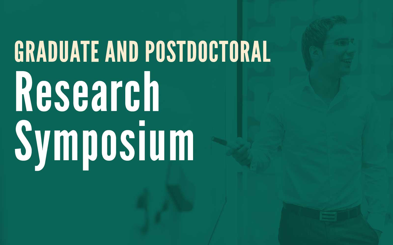 Poster presentations, thesis competition and recognition ceremony