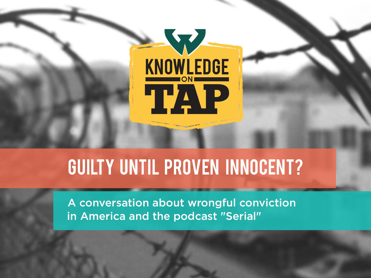 Prof. Marvin Zalman explores wrongful conviction in America and discusses podcast
