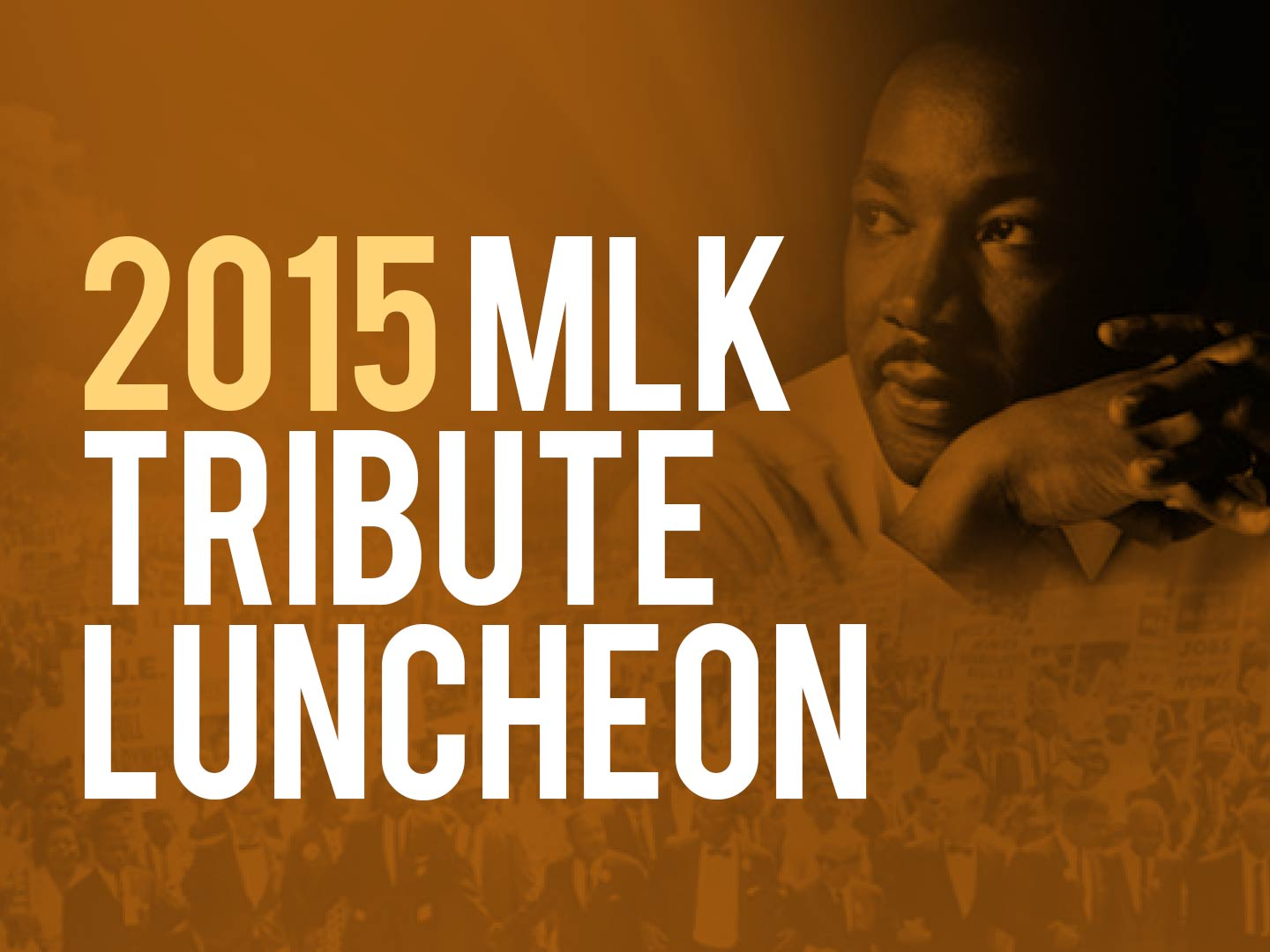 Join us for the Dr. Martin Luther King, Jr. Tribute at Max M. Fisher Music Center