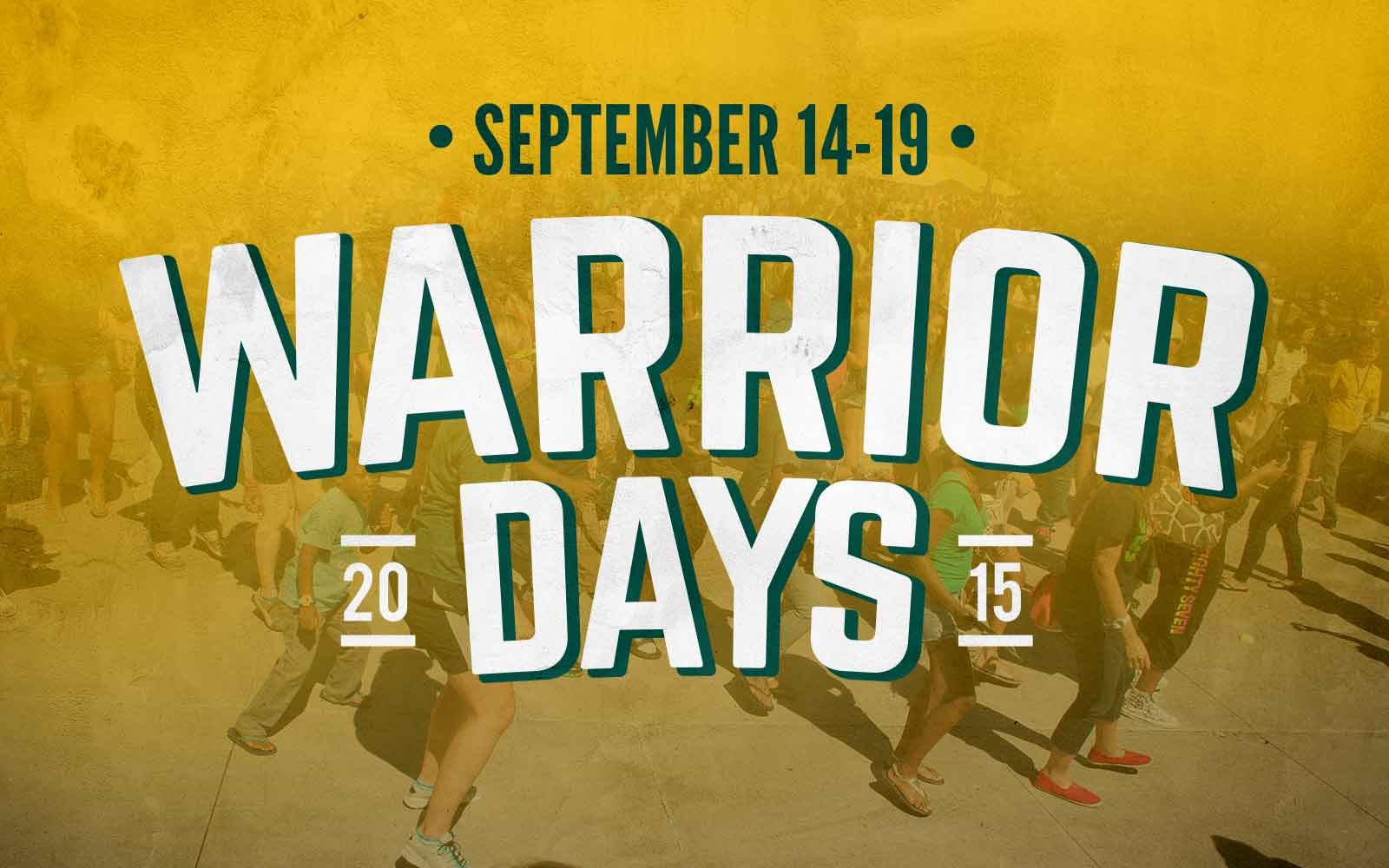 Warrior Days welcomes students back to campus