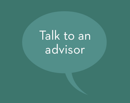 Talk to an advisor