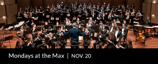 Mondays at the Max Shostakovich
