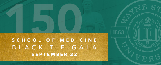 School of Medicine 150 celebration