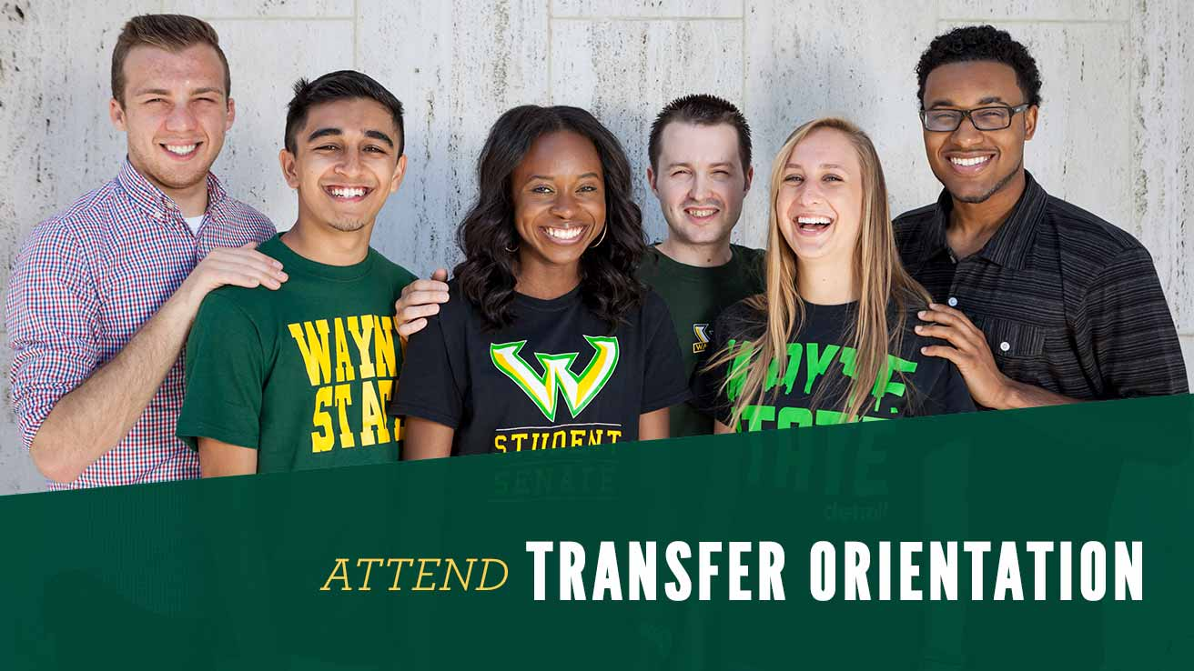 Transfer Credit Wayne State University - induced info