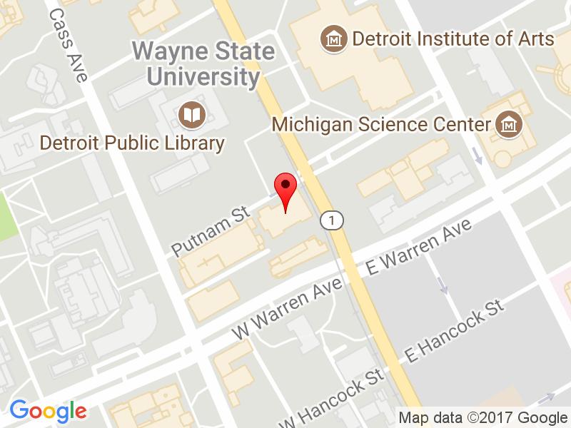 Udm Campus Map.Transfer Credit Wayne State University
